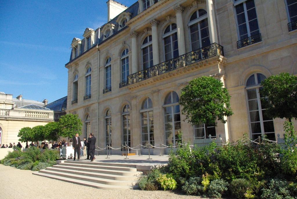 XiKO à l'Elysee Paris